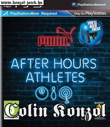 After Hours Athletes (PS Move)