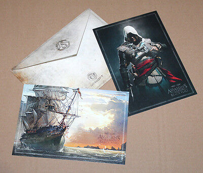 Assassin's Creed 4 Black Flag Litográfia