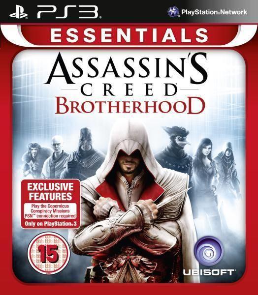 Assassin's Creed Brotherhood (ESS)
