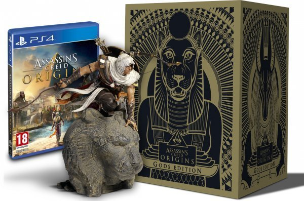 Assassin's Creed Origins Gods Edition (játék nélkül)