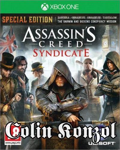 Assassin's Creed Syndicate (Magyar felirat)