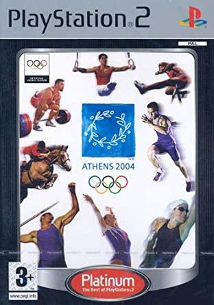 Athens 2004 [Platinum]