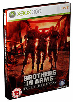 Brothers in Arms Hell's Highway (Steelbook)