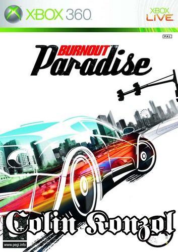 Burnout Paradise (Xbox One komp.)