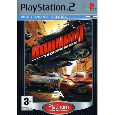 Burnout Revenge [Platinum]