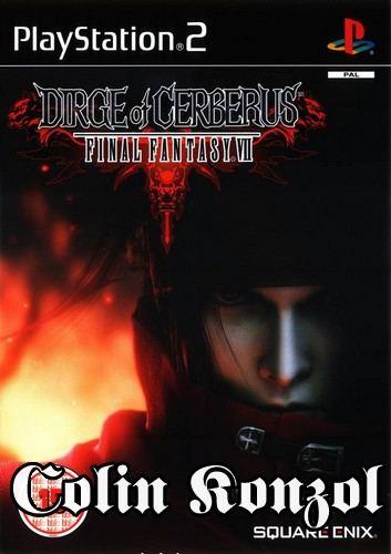 Dirge of Cerberus Final Fantasy VII