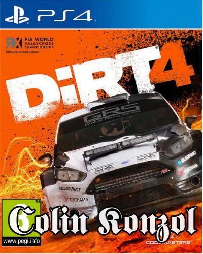 Dirt 4 Day One Edition (Új termék)