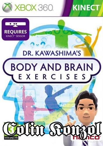 Dr. Kawashima's Body and Brain Exercises (Kinect)