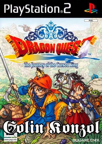 Dragon Quest The Journey of the Cursed King