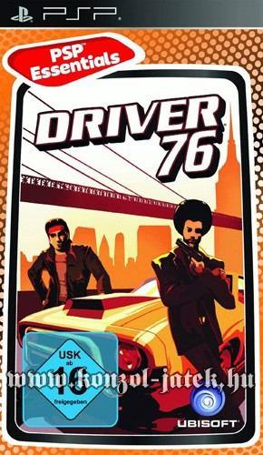 Driver '76 (PSP Essentials)