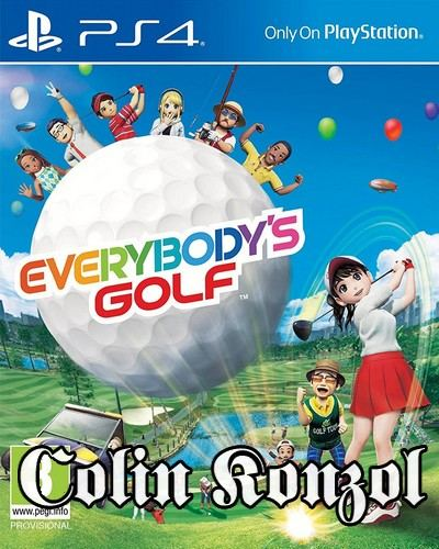 Everybody's Golf (Offline 1-4)
