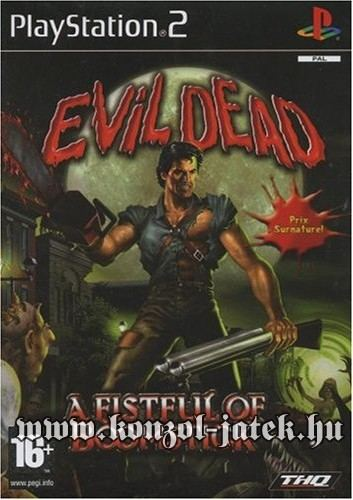 Evil Dead A Fistful of Boomstick