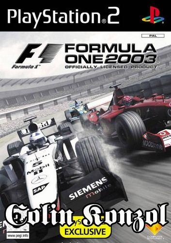 F1 Formula One 2003