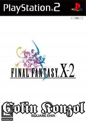 Final Fantasy X-2 (Holland borító) Választható Angol nyelv