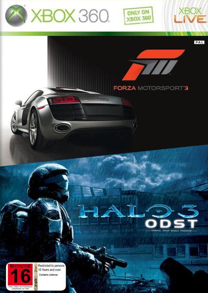 Forza Motorsport 3+ Halo 3 Odst