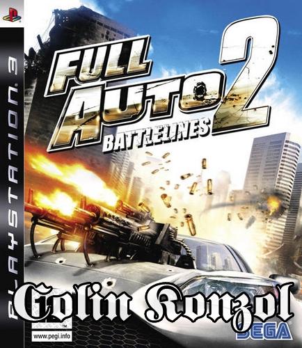 Full Auto 2 Battlelines