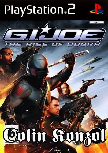 G.I.Joe The Rise of Cobra (Co-op)