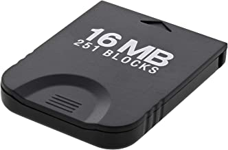 Gamecube memory card 16mb 251 slot