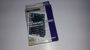 Gamecube Memory Card Logic 3   (59 block) 4mb dobozos