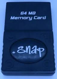 Gamecube memory card Snap 64mb 1019 block