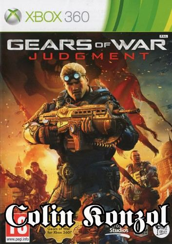 Gears of War Judgment (Co-op) (Xbox One komp.)