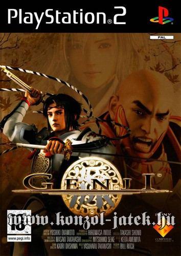 Genji Special Edition (Holland Boritó) (Választható Angol Nyelv)