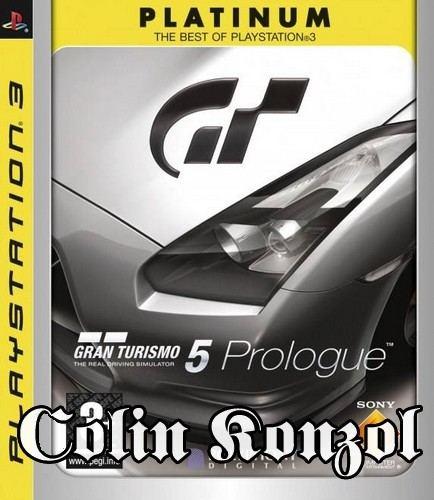 Gran Turismo 5 Prologue (Platinum)