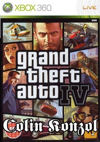 Grand Theft Auto IV (Xbox One komp.)