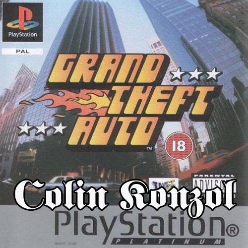 Grand Theft Auto (Platinum)(No map)