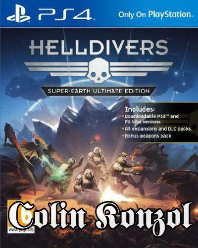 Helldivers Super Earth Ultimate Edition