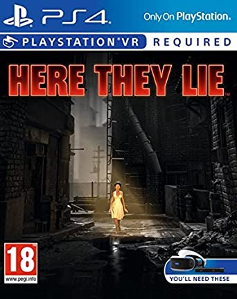 Here They Lie (VR)