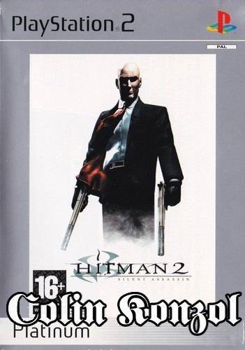 Hitman 2 Silent Assassin (Platinum)