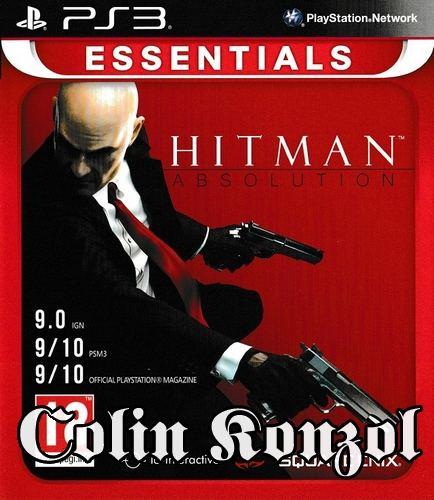 Hitman Absolution (Esentials)