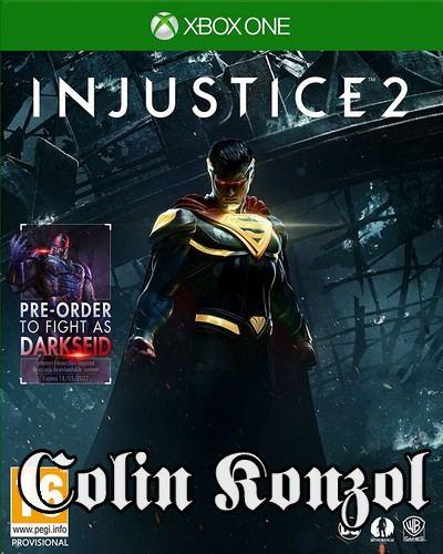 Injustice 2 (Új)