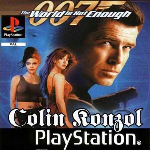James Bond 007 The World Is Not Enough (only disc)
