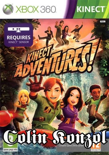 Kinect Adventures (Co-op) (only Kinect)