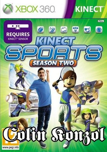 Kinect Sports Season Two (Co-op) (only Kinect)
