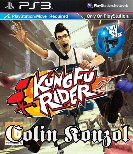 Kung Fu Rider (only Move)