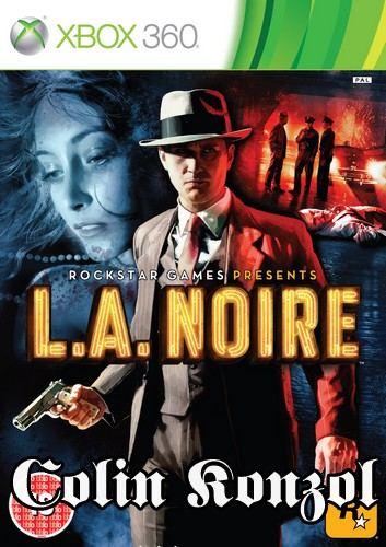 L.A. Noire (LA Noire)