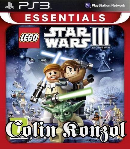 LEGO Star Wars III The Clone Wars (Essentials)