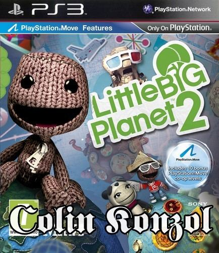 LittleBigPlanet 2 (Co-op)
