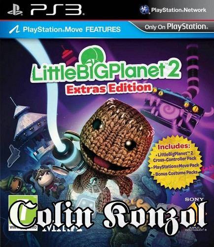 LittleBigPlanet 2 (Extras Edition) (Co-op)