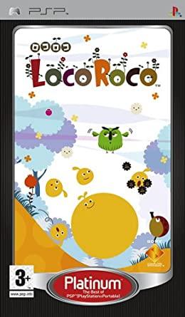 LocoRoco (Platinum)