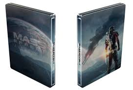 Mass Effect Andromeda Steelbook