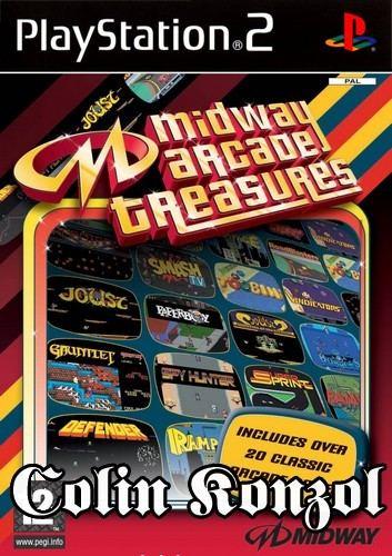 Midway Arcade Treasures (Co-op)