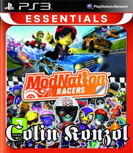 ModNation Racers (Essentials)