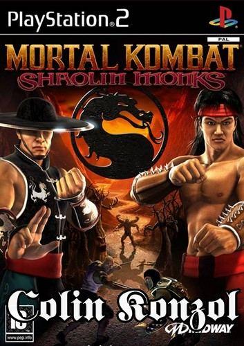 Mortal Kombat Shaolin Monks (Co-op)