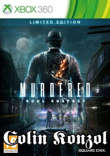Murdered Soul Suspect új