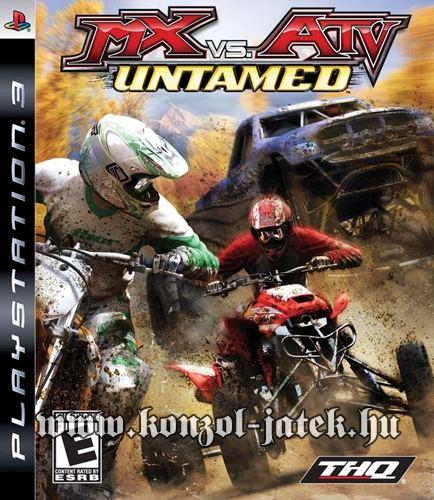 MX VS ATV Untamed