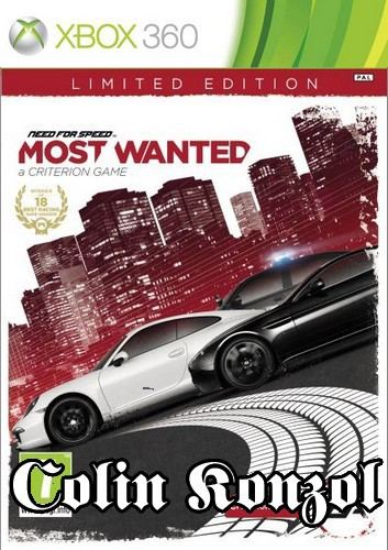 Need For Speed Most Wanted (2012)